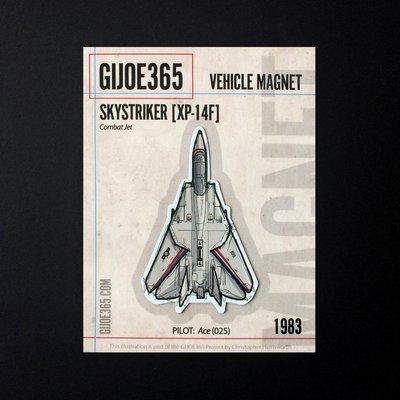 G365 MAGNET - Skystriker