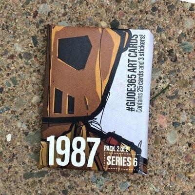 GJIOE365 1987 part 2 Card Pack
