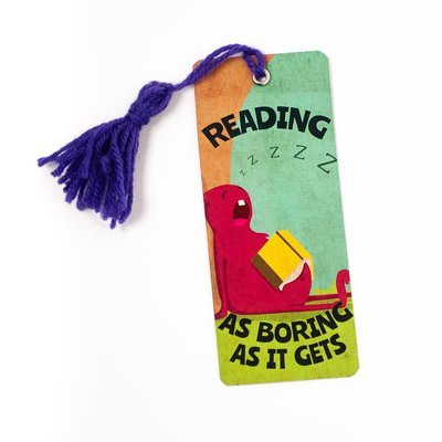 Monster Bookmarks 01: