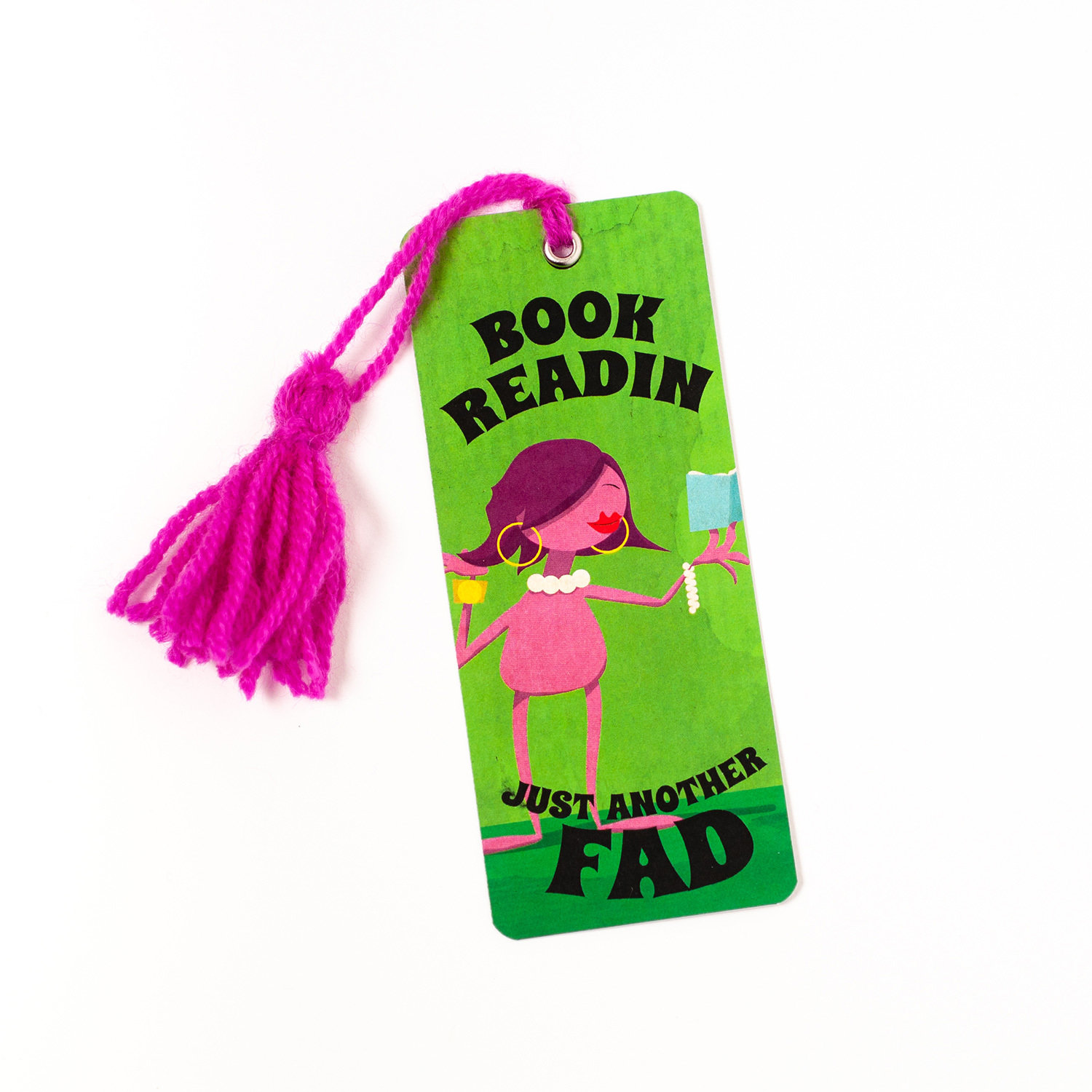 """Monster Bookmarks 06: """"FAD"""""""