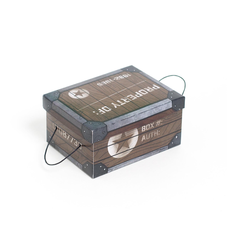 GJIOE365 Ammo Crate Gift Box