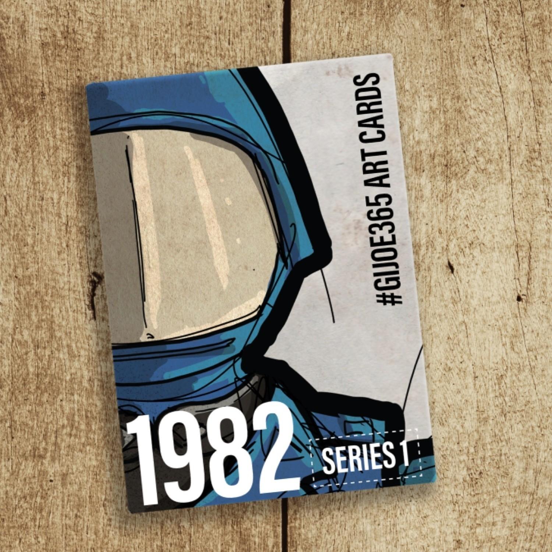 GJIOE365 1982 Card Pack