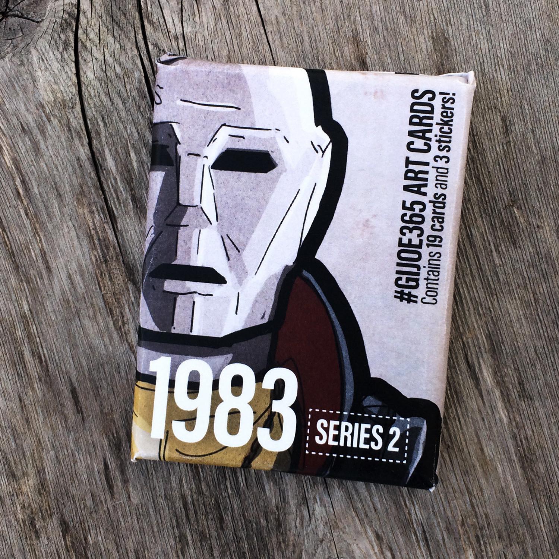 GJIOE365 1983 Card Pack