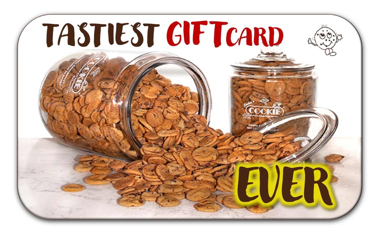 Gift Card + Free Gift