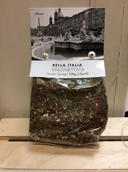 Смесь специй для пасты и соусов Bella Italia