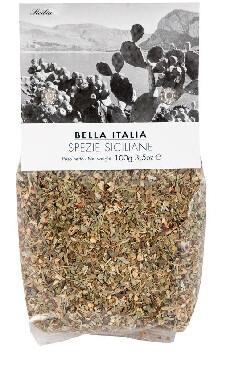Смесь специй Сицилийская Bella Italia, 100 г