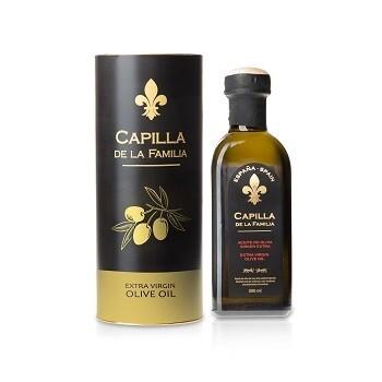 Масло Capilla в подарочной тубе