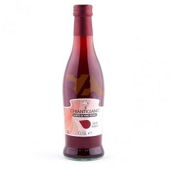 Винный красный уксус IL CHIANTIGIANO (6%) (Италия), 500 мл