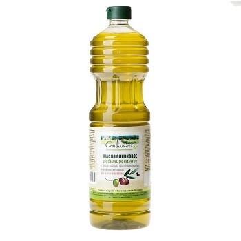 Масло рафинированное для жарки (Испания), 1 л