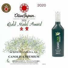 Новинка! Масло оливковое Extra Virgen CANOLIVA Premium, 500 мл. УРОЖАЙ 2020 г (Испания)