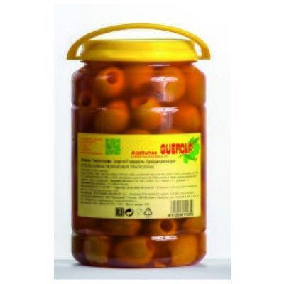 оливки Гордаль б/к традиционные, 1,45 кг