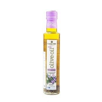 Оливковое масло Extra Virgin с розмарином (Крит), 250 мл