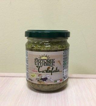 Соус Тартуфата грибной с черным трюфелем (2,4%), 180 g