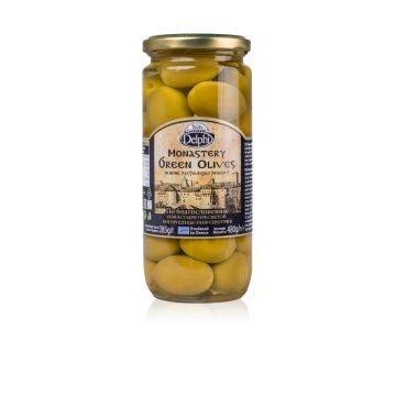 Оливки с\к Монастырские, 480 г