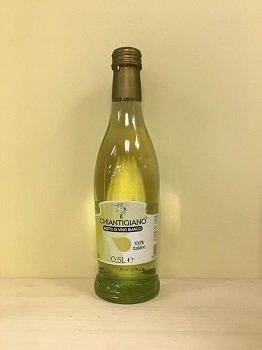 Винный белый уксус IL CHIANTIGIANO (6%) (Италия), 500 мл