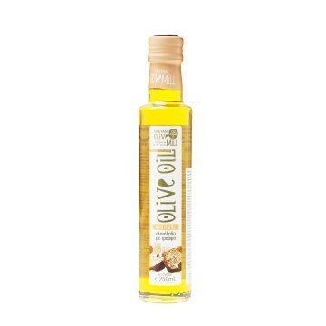 оливковое масло Extra Virgin с черным трюфелем (Крит, Греция), 250 мл