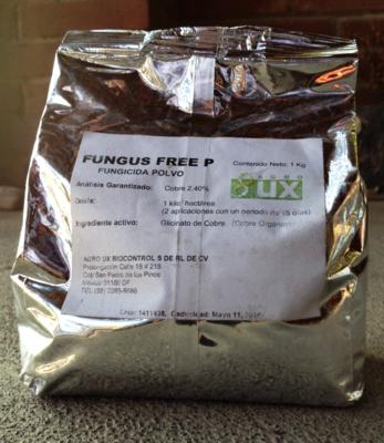 Fungus Free Polvo 1Kg