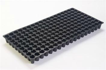 Charola Flexible 162 cavidades 100/caja