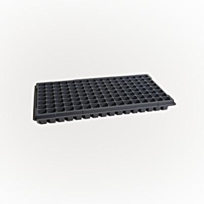 Charola Semirrigida 128 cavidades 100/caja