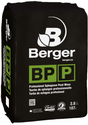 Berger Peat Moss BPP 107 lt.