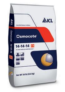 14-14-14 Osmocote® 3-4 meses 22.68 Kg