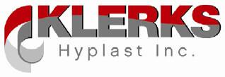 Plástico Klerks K50 IV 12.20 mt. cal.600