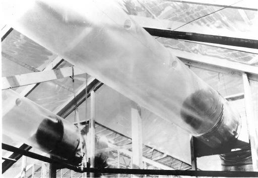 """Tubo perforado.45x45m (18""""x150')"""