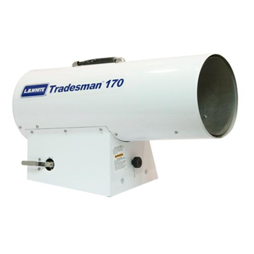 Calentador L.B. White Tradesman 170