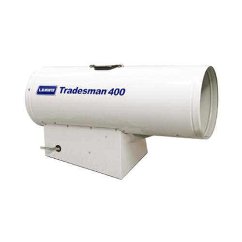 Calentador L.B. White Tradesman 400