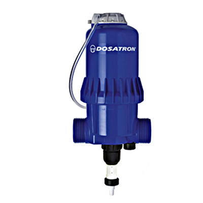 Inyector Dosatron® 40gpm D8R