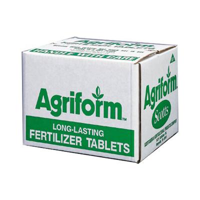 Tabletas Agriform® 20-10-5 de 10g
