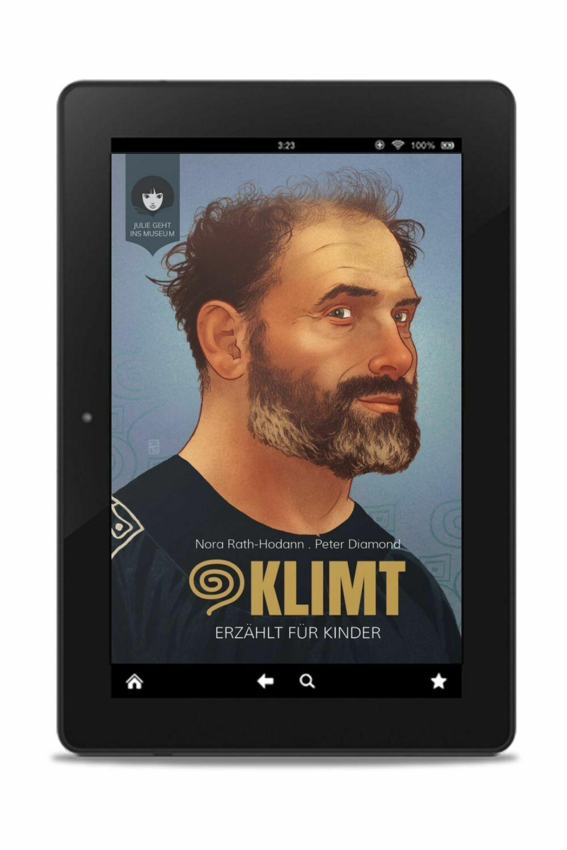 E-BOOK: KLIMT - erzählt für Kinder