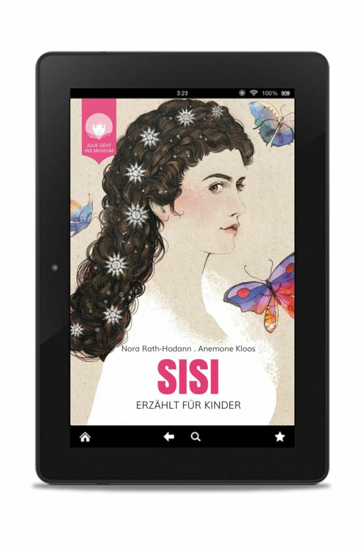 E-BOOK: SISI - erzählt für Kinder