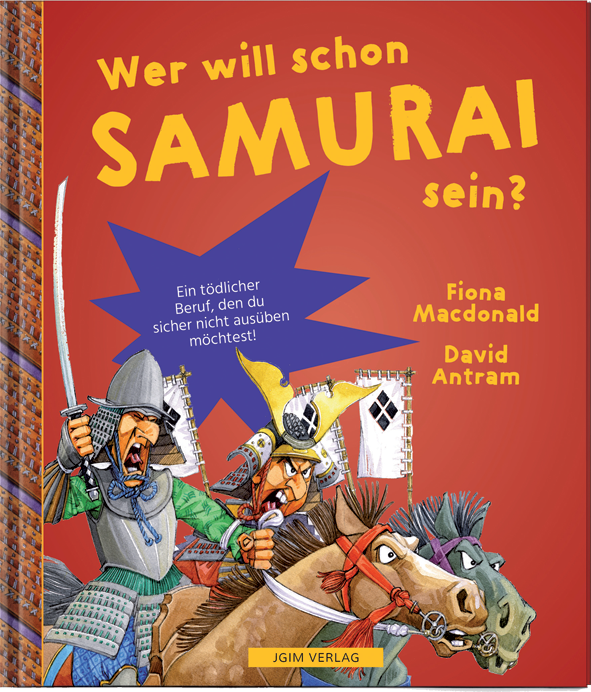 WER WILL SCHON Samurai sein?