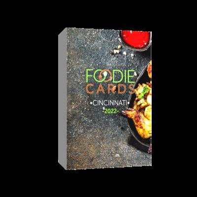 Cincinnati FoodieCards 2022