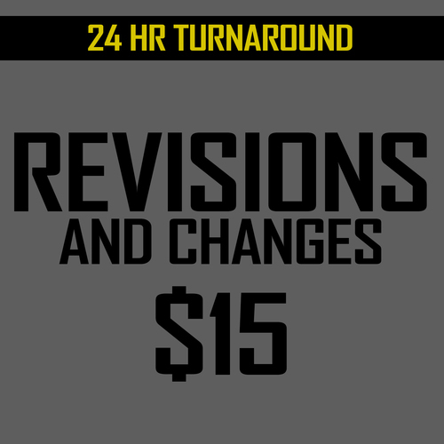 Flyer Changes and Revisions