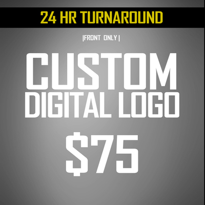 Custom Digital Logo