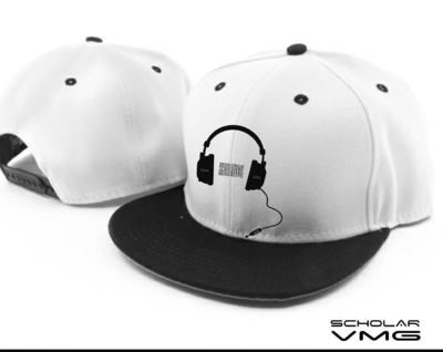 SVMG Headphone Snapback