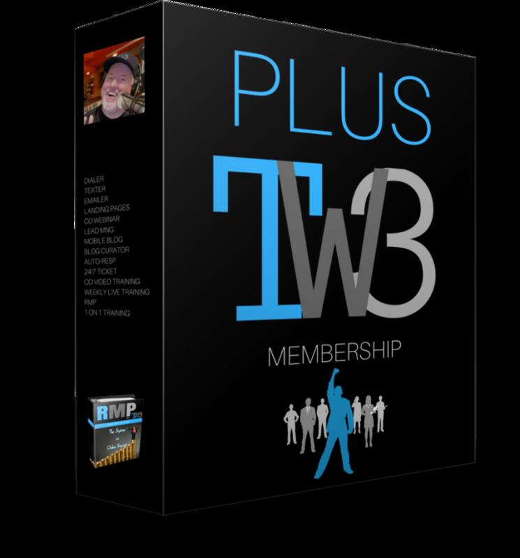 TW3 Plus Membership