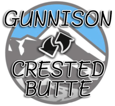 Gunnison to/from Crested Butte