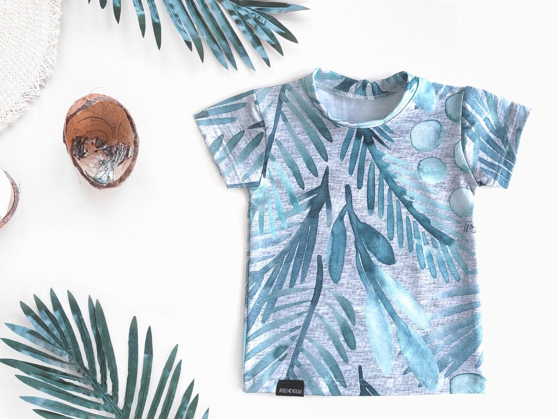 VENTE FINALE T-shirt - Feuillage d'été