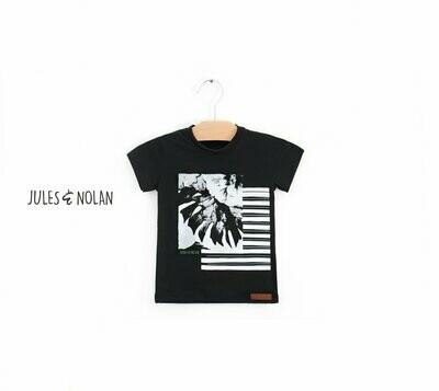 VENTE FINALE - T-shirt - Noir