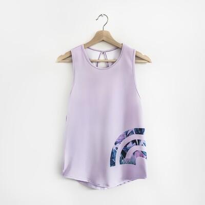 Camisole pour Femmes - Feuillage des tropiques