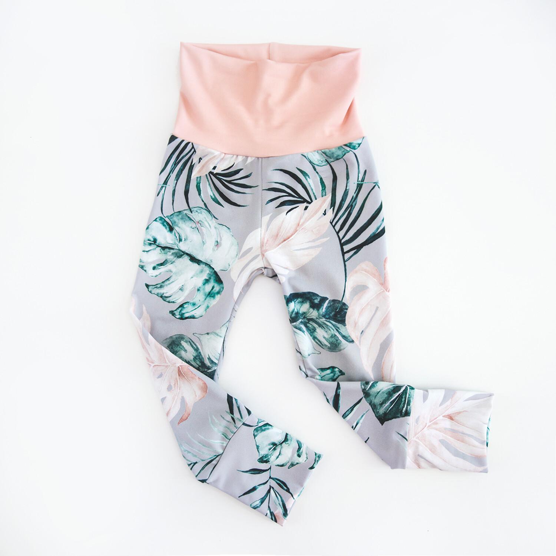 Leggings pour filles - Chaleur tropicale