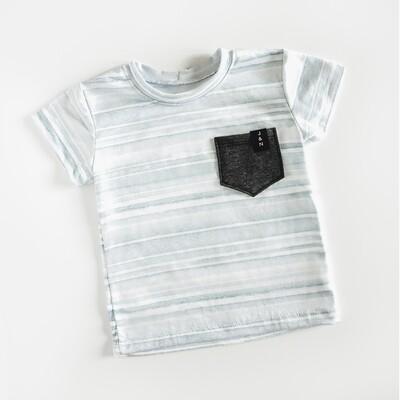 T-shirt garçons - Menthe
