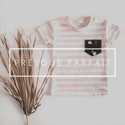 VENTE FINALE - 30% - T-shirt garçons - Pêches