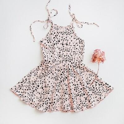 Robe pour filles - Léopard