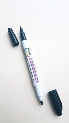Purple Jumbo &Skinny Marker