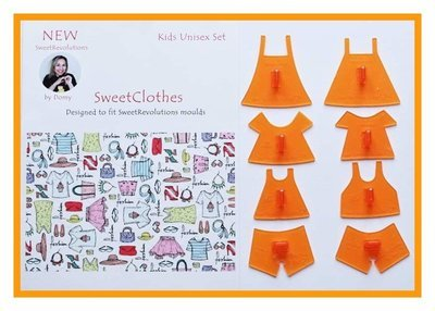 SweetClothes Kid Unisex Set