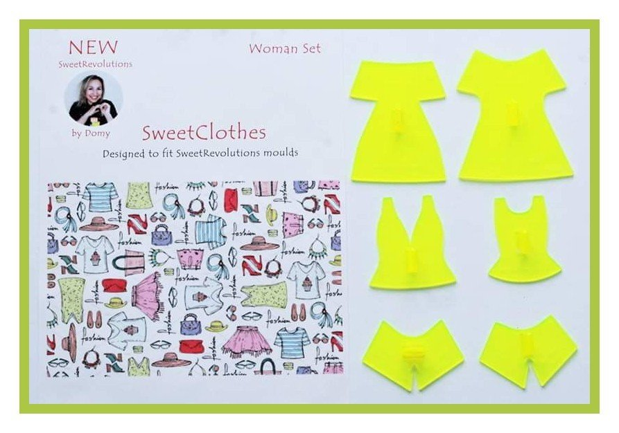 SweetClothes Woman Set